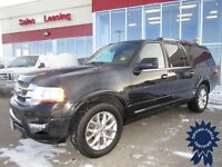 2015 Ford Expedition Max Limited w/Navigation 8 Passenger