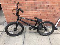 2015 CULT GATEWAY BMX BIKE