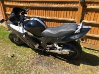 Honda CBR1100 Blackbird 1996