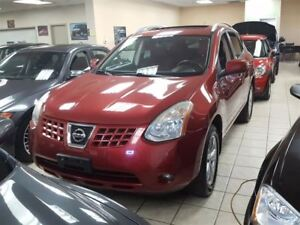 2009 Nissan Rogue SL with Sunroof.Accident free