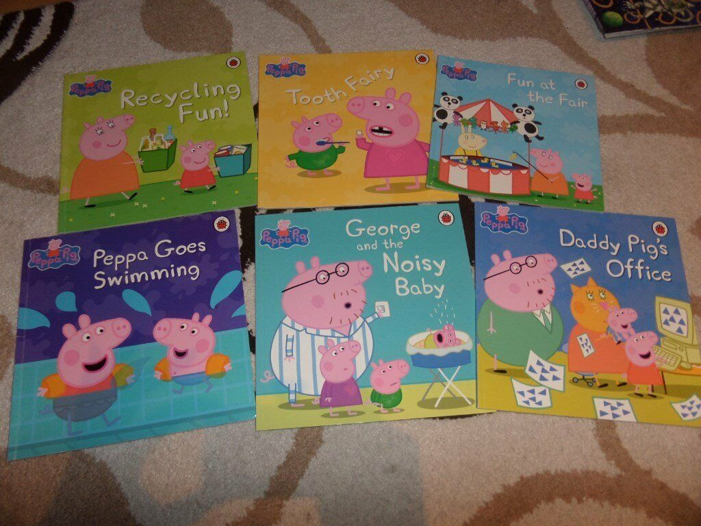 Peppa Pig Books In Darlington County Durham Gumtree