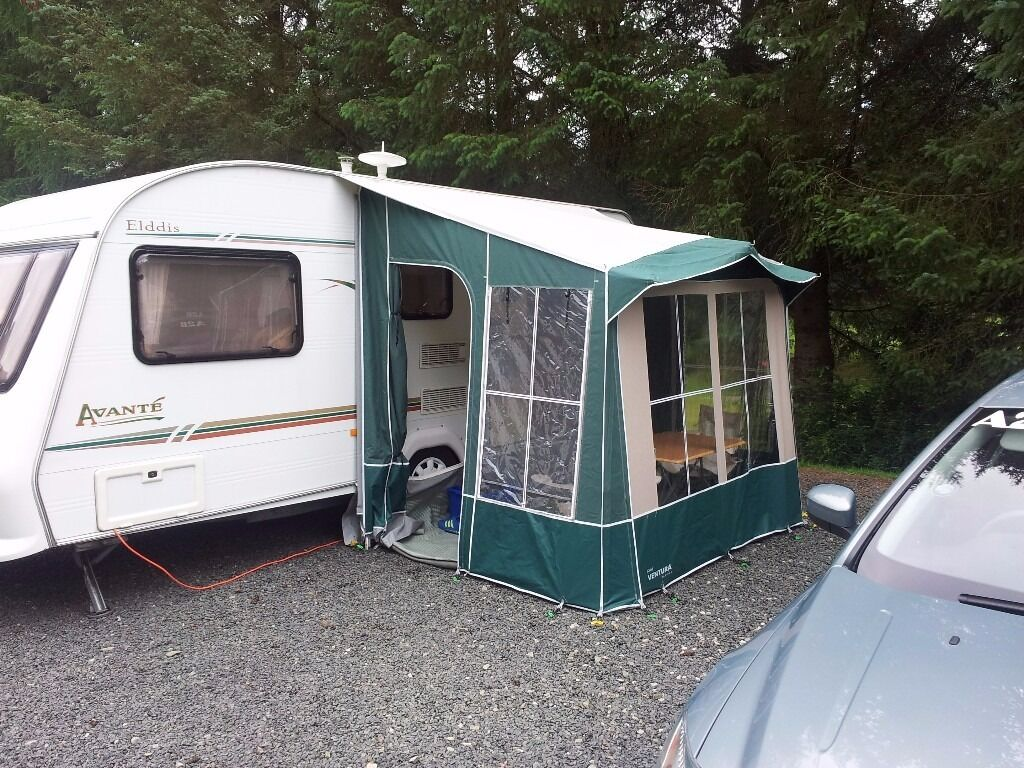 VENTURA CADET PORCH AWNING | in Chester Le Street, County ...