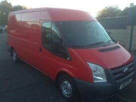 Ford transit 2.2 tdci,1 company owner,!fsh drive like new