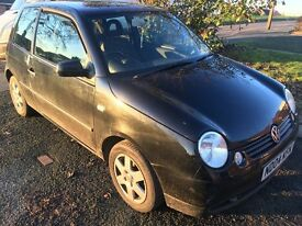 2004 plate vw lupo 1.0 ltr bargain £950 Ono