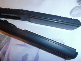 HERSTYLER BLACK ONYX CURVED AS NEW NO BOX