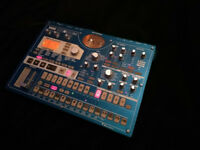 Korg Electribe EMX sequencer / synthesizer / drum machine .