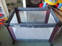 Mama's & Papa's Travel Cot For Sale