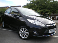 Ford Fiesta 1.4 TDCi 5dr *12 MONTHS MOT* ONLY 71K * F/S/H* 12 months warranty + FREE AA COVER