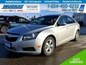 2014 Chevrolet Cruze 2LT FWD *Backup Cam* *Heated Leather*