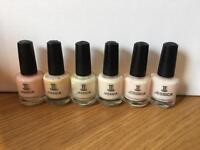 Brand New / Partially Used Jessica Professional Nail Polishes - Variety of Colours