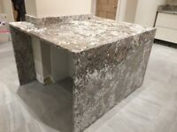 Granite, Marble, Quartz worktops