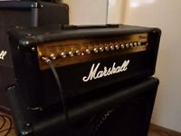 Marshall Mg100HDFX 100 watt amplifier head.