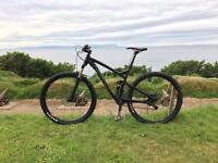 Norco fluid fs 9.1 (LARGE) mountain bike mtb