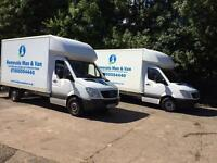 Removal Man with a van Greater Manchester