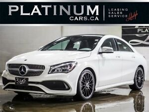 2018 Mercedes-Benz CLA CLA250 4MATIC, AMG S