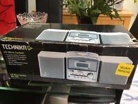 Technika CD Micro System - still in box