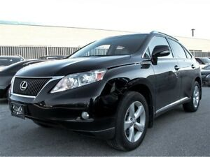 2010 Lexus RX 350, SUNROOF, HEATED