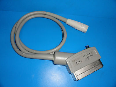 Hp 21246a 5mhz Phased Array Ultrasound Transducer 3233