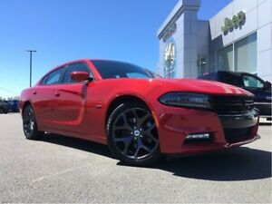 2017 Dodge Charger R/T HEMI LEATHER, SUNROOF