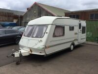 ABI JUBILEE VICEROY CARAVAN MINT FOR AGE 4 BERTH CLEAN CONDITION NO DAMP