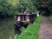 Narrowboat Gipsy Moth V for sale