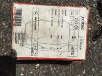 Renault Clio 1.2 1.4 1.9 Peugeot 205 / 306 /309 / 406 front brake pads NEW old stock Ferodo FDB 393
