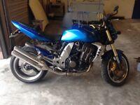 Kawasaki Z1000 for sale - Great condition stunning looking bike