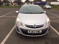 VAUXHALL CORSA Active Ac Cdti Ecoflex, Diesel, 5 Doors Manual , 1 YEAR NEW MOT