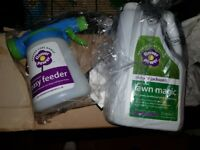 RICHARD JACKSONS *LAWN MAGIC* BRAND NEW UNUSED