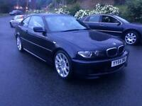 Bmw 320d m sport face lift