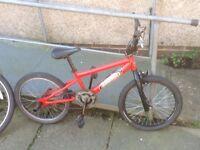 2 bikes for spares or repair