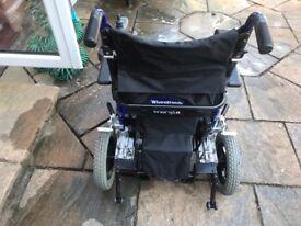 Energi electric wheelchair