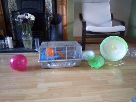 Pet Hamster equipment