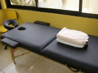 Elly Massage therapy 6 years of experience in/out oil/massage table