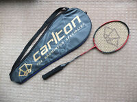 FOR SALE Carlton Power Badminton racquet