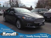 2015 Ford Fusion SE AWD...Powerful ecoboost 2.0L, Moonroof, Htd