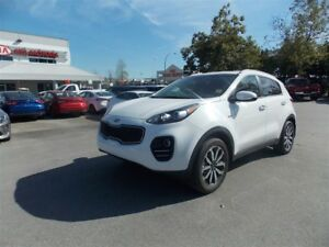 2017 Kia Sportage All-wheel Drive