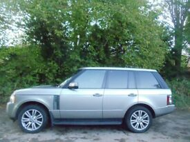 image for Land Rover, RANGE ROVER, Estate, 2010, Other, 3630 (cc), 5 doors