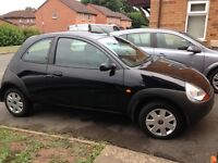 Ford Ka,long Mot