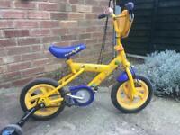 Bob the Builder BMX Bike