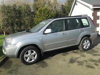 NISSAN X TRAIL SPORT 2005 ***MOT FEBRUARY 2018*** ONLY 71000 MILES***
