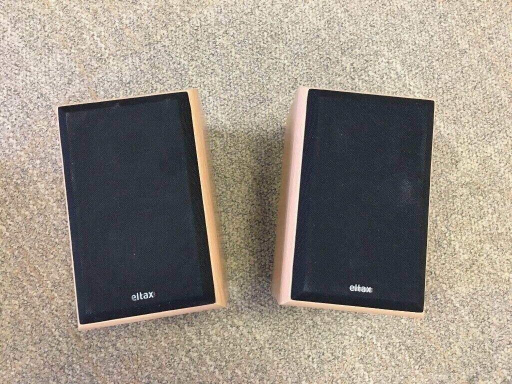 Eltax Concept Mini Speakers | in Harbourside, Bristol | Gumtree