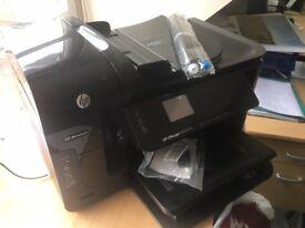 Wireless OfficeJet 6500A Printer - good as new