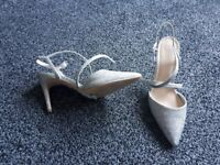 Prom shoes size 4