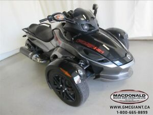 2011 Can-Am Spyder RS-S SE5 -