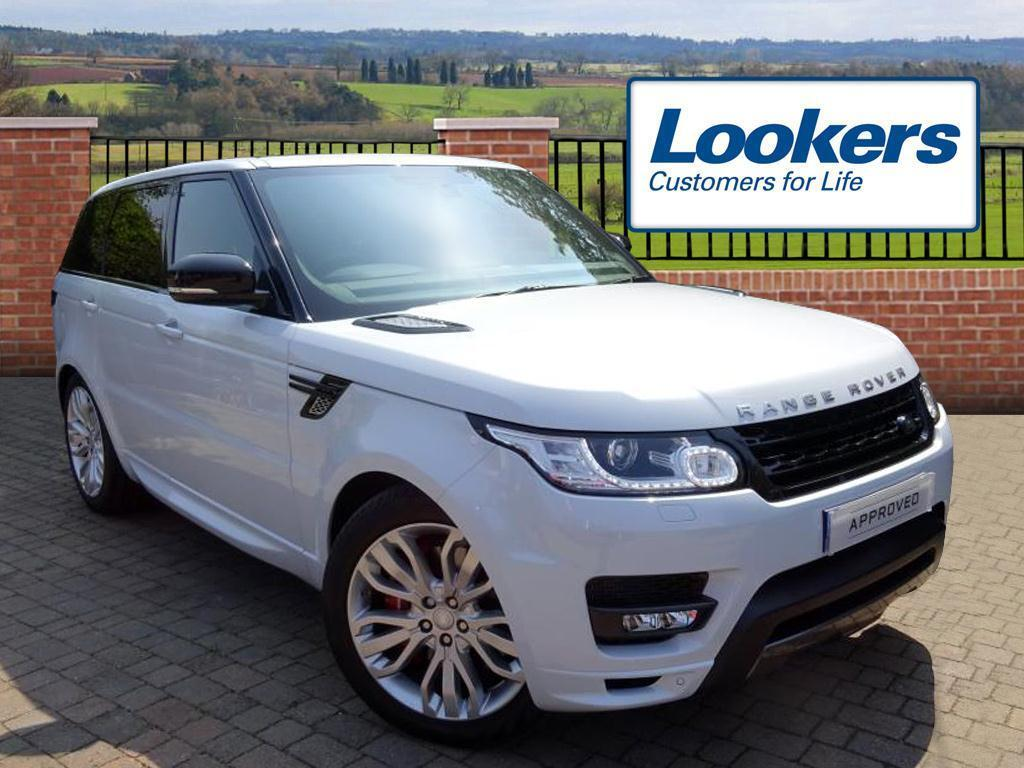 land rover range rover sport sdv8 autobiography dynamic white 2016 03 18 in chelmsford. Black Bedroom Furniture Sets. Home Design Ideas