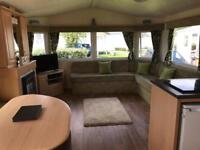 Extra Wide 8 Berth Caravan in Trecco Bay Porthcawl