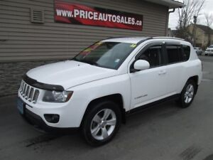 2014 Jeep Compass NORTH - HEATED LEATHER - REMOTE START!!!