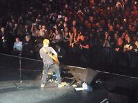 1 x ticket for Ed Sheeran - 25th April at Motorpoint Arena Nottingham (Block 14)