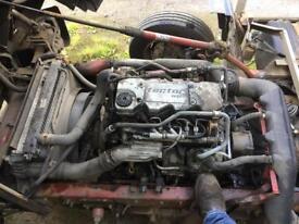 Iveco euro cargo tector engine 2004 £750
